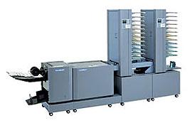 Комплекс для изготовления буклетов на основе Duplo DBM-120 и DFC-10/12